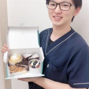 四宮先生の23歳バースデー(^_-)-☆