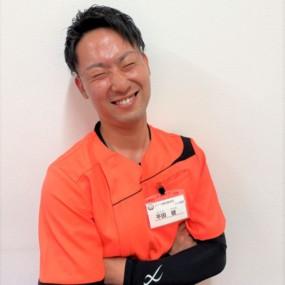 【柔道整復師】新人の平田先生です!