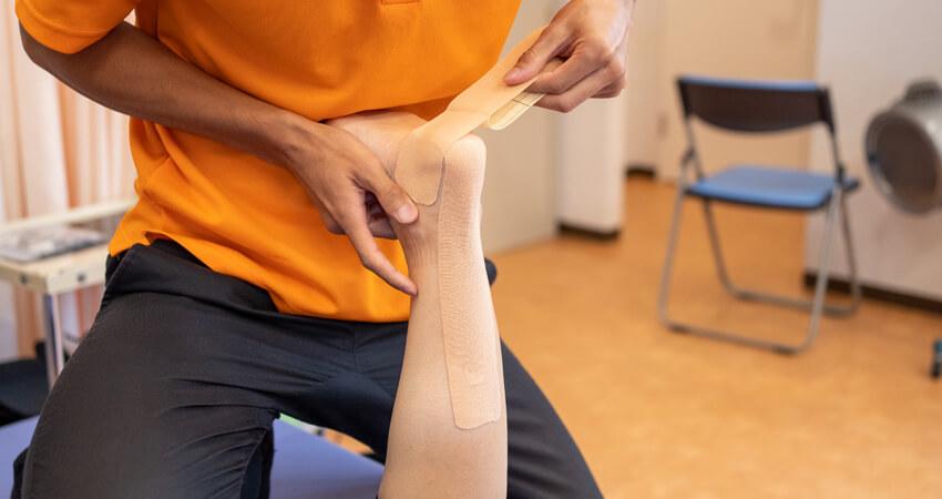 足首の捻挫メインイメージ