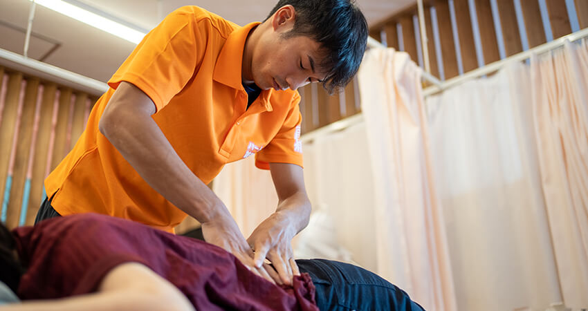 腰部脊柱管狭窄症メインイメージ